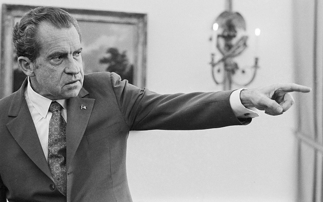 Former US President Nixon opposed India in 1971 war to avoid 'bad ...