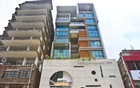 Awami League President Sheikh Hasina is expected to open a new 10-storey building for the party's central office on Bangabandhu Avenue in Dhaka on Saturday. Photo: Abdullah Al Momin