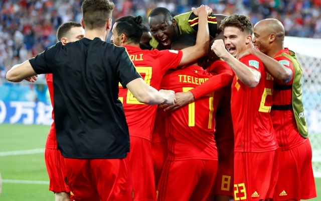Michy Batshuayi 'celebration' after Belgium goal against England has gone viral
