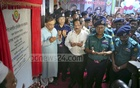 Hatirjheel Police Station at Madhubagh starts operation as the 50th police station of the capital. Home Minister Asaduzzaman Khan inaugurated the police station on Saturday.