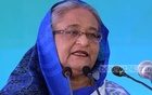 PM Hasina opens 10 residential buildings for govt employees