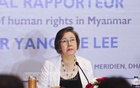 UN hides Myanmar deal document from special rapporteur on human rights