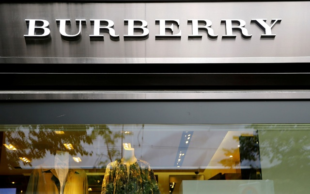Burberry burns clothes, accessories worth £28m