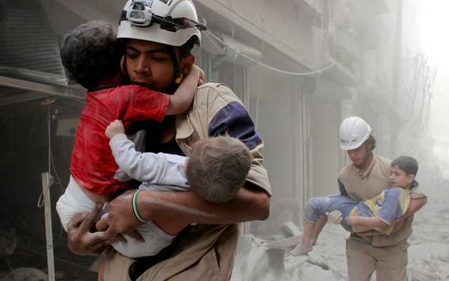 White Helmets expected to be resettled in United Kingdom  after rescue from Syria