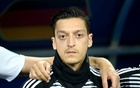 File Photo: World Cup - Group F - Germany vs Sweden - Fisht Stadium, Sochi, Russia - Jun 23, 2018 Germany's Mesut Ozil before the match. Reuters
