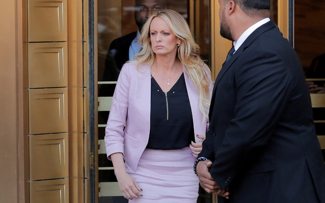 Stormy Daniels' Husband Accuses Her of Cheating, Files Restraining Order in Divorce