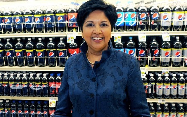 Longtime PepsiCo CEO Indra Nooyi is stepping down