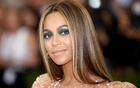 Singer-Songwriter Beyonce Knowles arrives at the Metropolitan Museum of Art Costume Institute Gala to celebrate the opening of