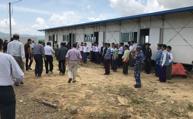 Foreign Minister AH Mahmood Ali's visit to Myanmar is to understand the progress of arranging physical infrastructure and the psychological aspect of the local community about taking Rohingyas back