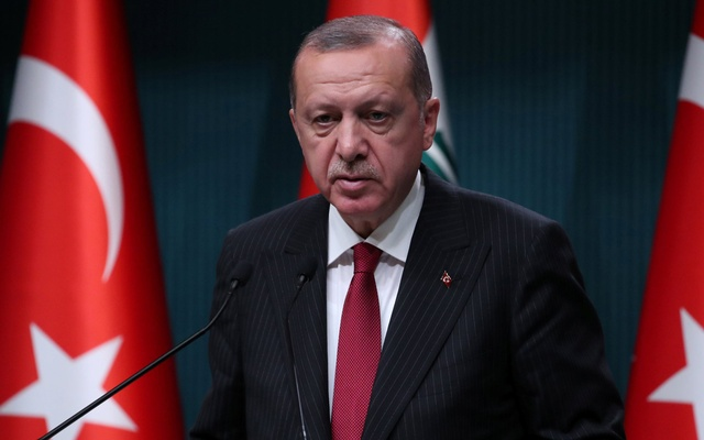 Turkish president says the country will boycott USA  electronics