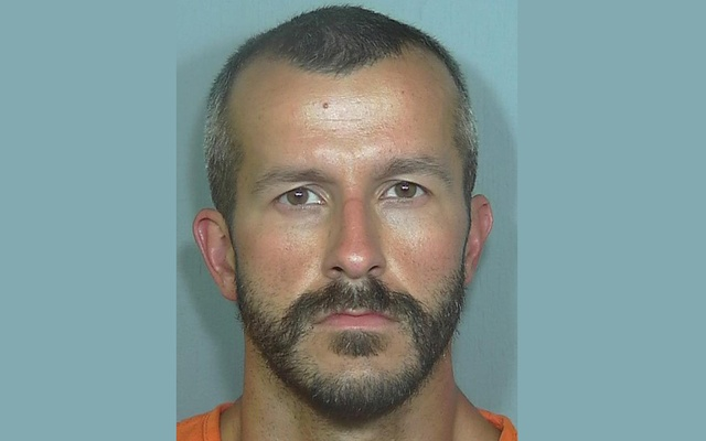 Chrisopher Watts, 33, arrested on suspicion of murdering his pregnant wife and two young daughters, in Frederick, Colorado, US, is shown in this handout photo provided August 16, 2018. Weld County Sheriff's Office/Handout via REUTERS