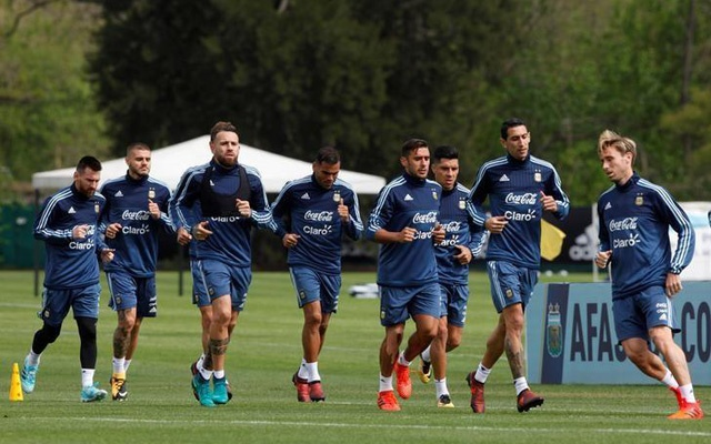 Interim coach rings in big changes for Argentina