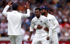 Pandya takes five as India rout England with 10 wickets in a session