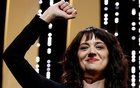 Asia Argento denies sexual relations with actor she paid off