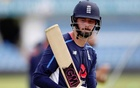 Vince recalled to England squad for fourth Test against India