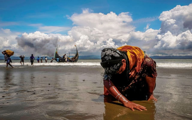 Rohingya crisis one year on