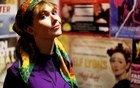 British comic Elf Lyons makes economics a laughing matter