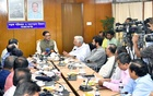 Quader blames politicians for woes in transport, other sectors