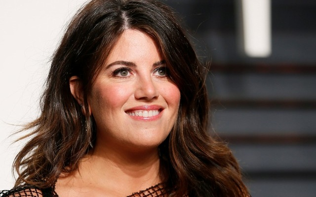 FILE PHOTO: 89th Academy Awards - Oscars Vanity Fair Party - Beverly Hills, California, US - February 26, 2017 - TV personality Monica Lewinsky. Reuters