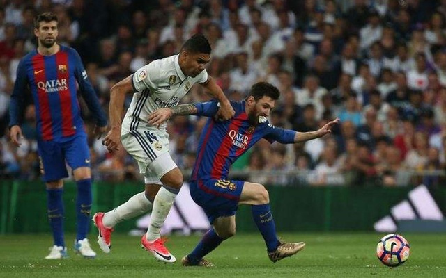 Barcelona wary of in-form Madrid