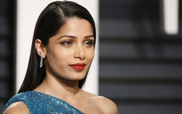 89th Academy Awards - Oscars Vanity Fair Party - Beverly Hills, California, US - 26/02/17 – Actress Freida Pinto. Reuters