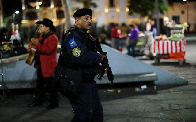 Mexico City's mariachi district rocked by shooting