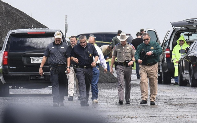 US Border Patrol Agent Charged With Murdering 4 in Killing Spree