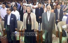 From across the divide, Bangladeshi politicians pledge peaceful general elections