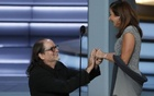70th Primetime Emmy Awards - Photo Room - Los Angeles, California, US, - Glenn Weiss poses backstage with his Outstanding Directing for a Variety Special award for