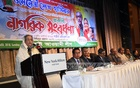 Hasina accuses Kamal Hossain, Badruddoza of hypocrisy in fighting corruption