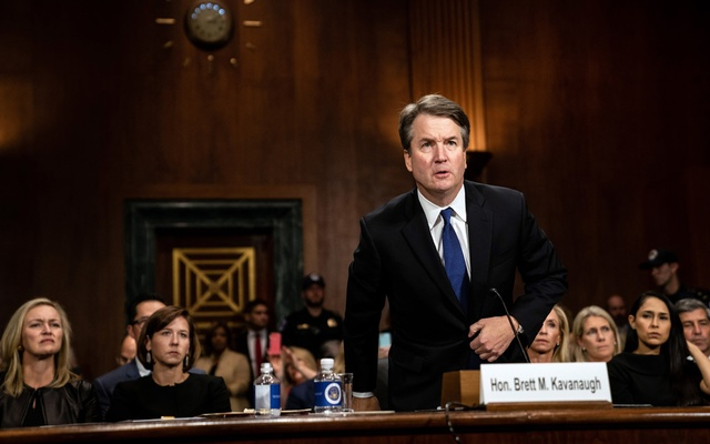 American Bar Association Seeks Delay in Kavanaugh Nomination