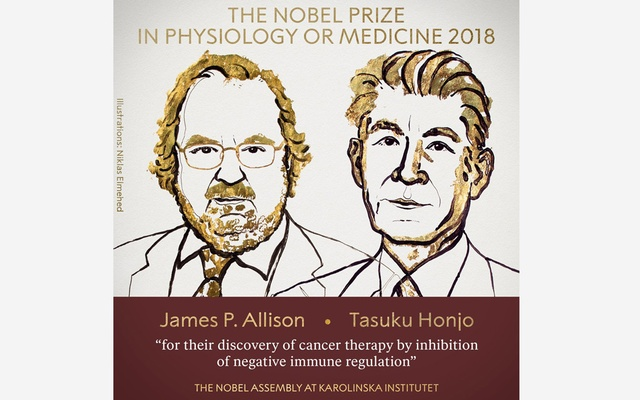 Nobel Medicine Prize awarded to duo for cancer research
