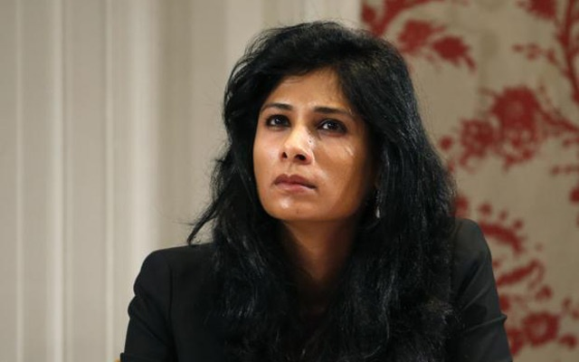 Gita Gopinath appointed IMF Chief Economist