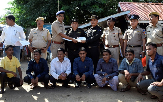 In A First, Assam Govt To Deport Seven Rohingya Immigrants To Myanmar