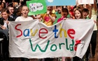 File Photo: Children are seen during climate march prior to the opening session of the COP23 UN Climate Change Conference 2017, hosted by Fiji but held in Bonn, in World Conference Center Bonn, Germany, Nov 6, 2017. Reuters
