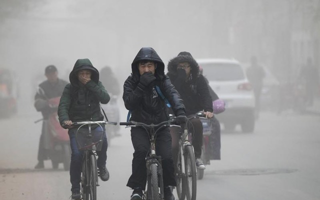 Pollution linked to 9 million deaths worldwide in 2015 ...