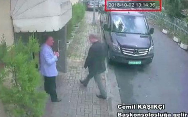 Jamal Khashoggi Tortured In Front Of Top Saudi Diplomat
