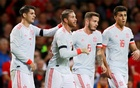 Alcacer double helps Spain ease to 4-1 win over Wales