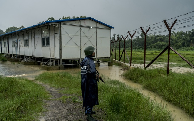 Myanmar's military said to be behind Facebook campaign that fuelled genocide