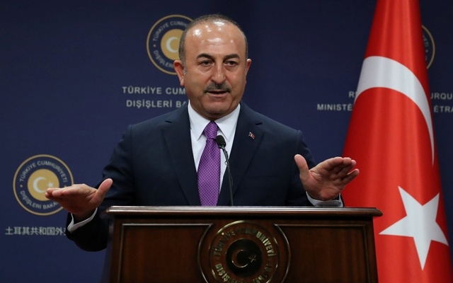 Turkey has not shared audio recordings with anyone, foreign minister says