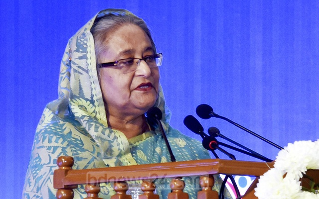Padma Bridge with own funds boosts Bangladesh's image: PM Hasina