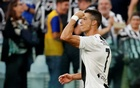 Serie A - Juventus v Genoa - Allianz Stadium, Turin, Italy - Oct 20, 2018 Juventus' Cristiano Ronaldo celebrates scoring their first goal REUTERS/Stefano Rellandini