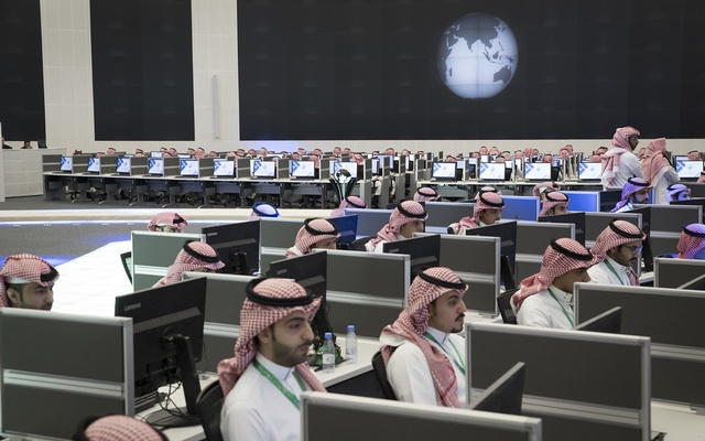 File Photo: The Global Center for Combating Extremist Ideology, in Riyadh, Saudi Arabia, May 21, 2017. Many Saudis had hoped that Twitter would give everyday citizens a voice, but Saudi Arabia has instead illustrated how authoritarian governments can manipulate social media to silence or drown out critical voices while spreading its own version of reality. Stephen Crowley/The New York Times