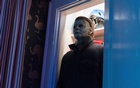 "James Jude Courtney as the latest Michael Myers. He hit on his approach after watching the 1978 Michael walk through a backyard: ""It was a vibrational thing."" The New York Times"