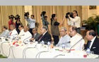 Talks with PM Hasina yielded no solution, says alliance leader Manna