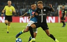 Napoli and PSG battle to 1-1 draw to leave group wide open