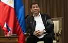 President Rodrigo Duterte of the Philippines at an Association of Southeast Asian Nations summit in Manila, Nov 13, 2017. The New York Times