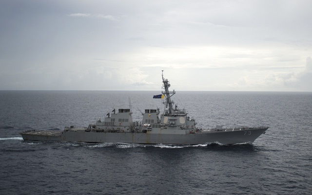 'A game of chicken': US and China are risking a clash at sea