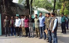 Six arrested with links to Paltan violence