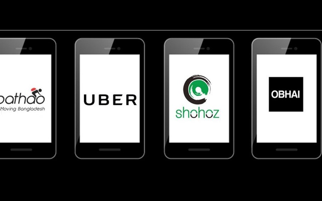 Ridesharing firms operate 'illegally' in Bangladesh